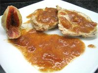 Lomo de cerdo con salsa de albaricoque